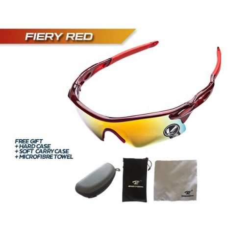 Fiery Red 1
