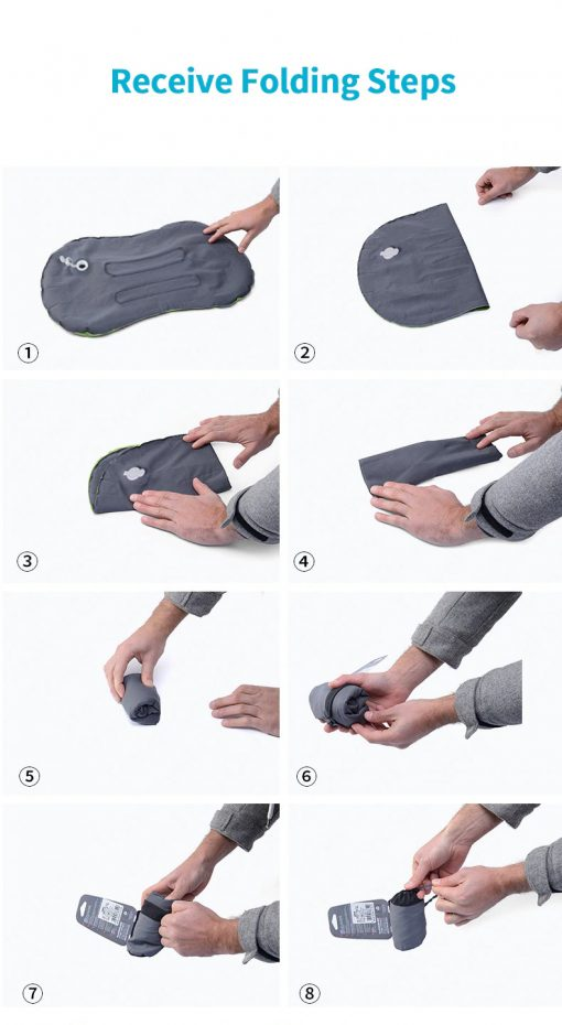 Naturehike AEROS Portable Inflatable Pillow 3