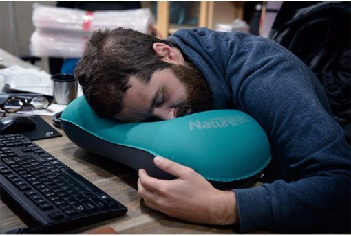 Naturehike AEROS Portable Inflatable Pillow 7