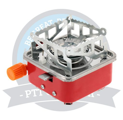 Portable Square Stove - PTT Outdoor
