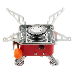 Portable Outdoor Camping Stove with Bag, Camping Stove | Camping Gas Stove | Best Portable Camping Stove | Types Of Camping Stoves | Light Camping Stove