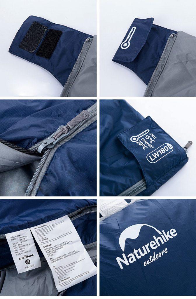 Naturehike Compression Sleeping bag - PTT Outdoor