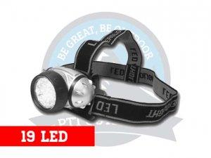 19 LED headlamp - PTT Outdoor
