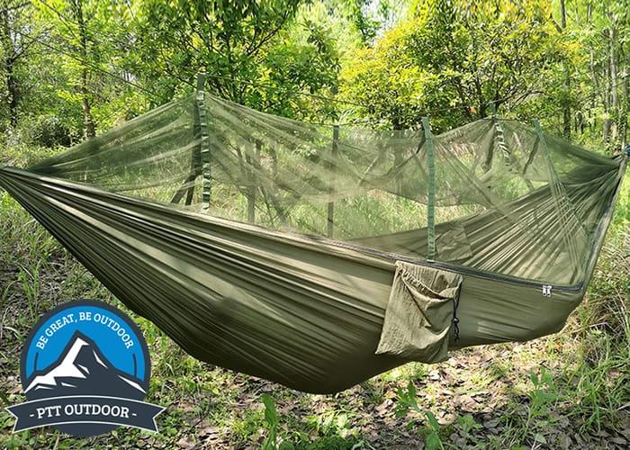Camping Hammock with Mosquito Net, Hammock   Camping Hammock   Hammock Malaysia   Decathlon Hammock   Army Hammock