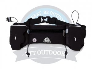 Aonijie Running Belt Black
