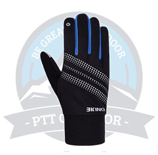 aonijie gloves blue