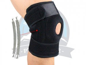 Knee Brace With Spring - PTT Outdoor