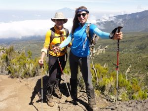 Lightweight hiking clothes