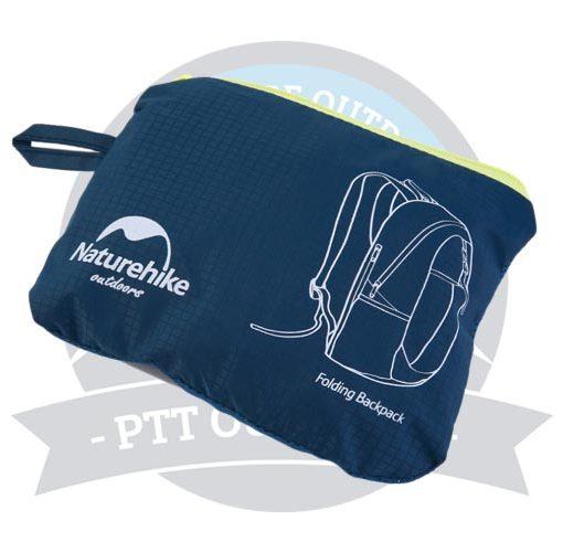 Naturehike Foldable Bagpack - PTT Outdoor