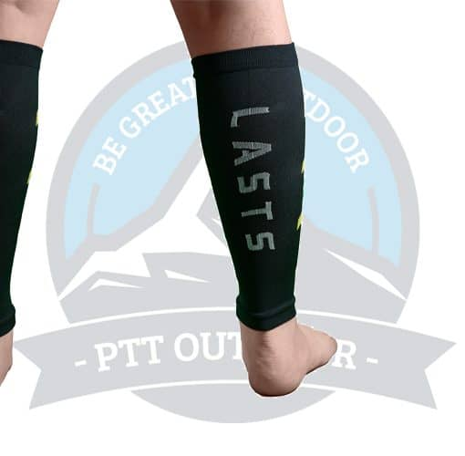 Lasts Calf Compression Sleeve - PTT Outdoor