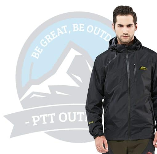 Outdoorsport Windbreaker - Male
