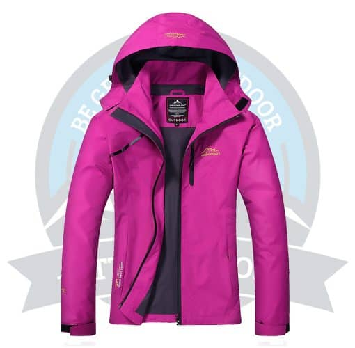 Outdoorsport Windbreaker