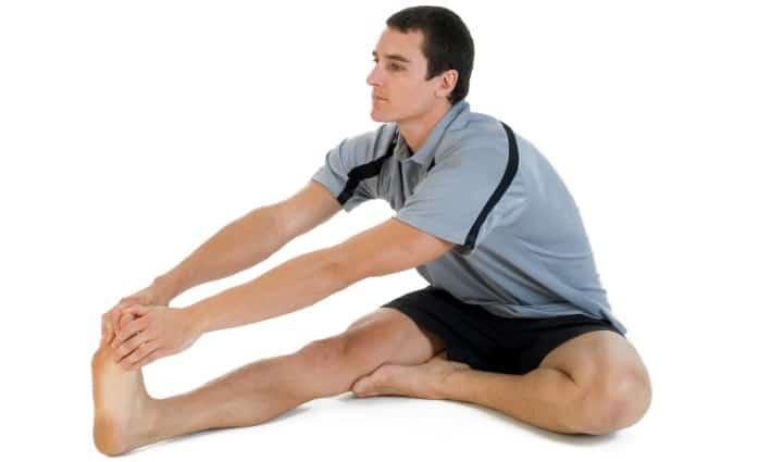 key stretch 04 sitting hamstring stretch