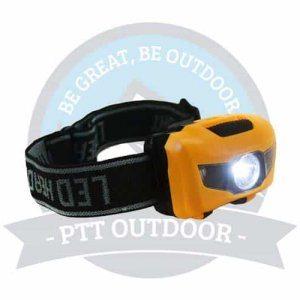 Lihan Headlamp - PTT Outdoor