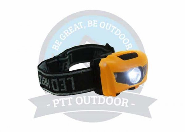 Lihan Headlamp - PTT Outdoor