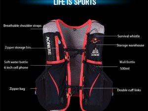 Aonijie 5L Hydration bagpack