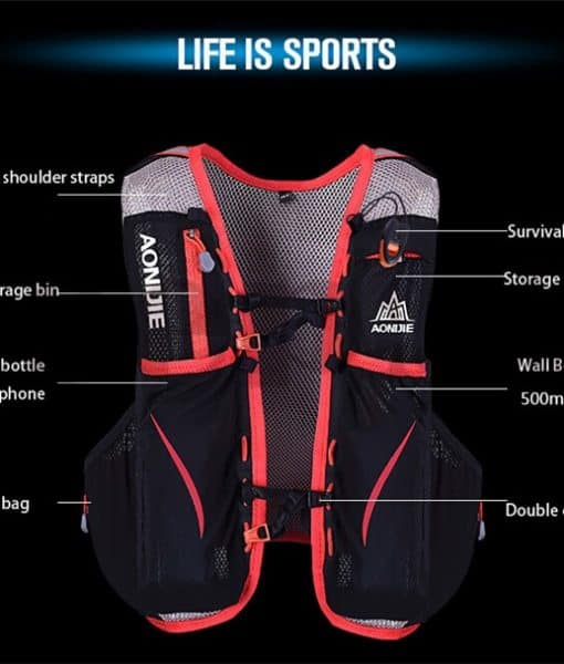 Aonijie 5L Hydration bagpack