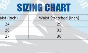 Sizing Chart 1