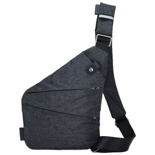 Anti Theft Water Resistant Sling Bag