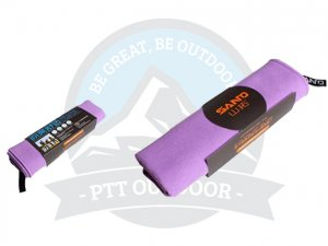Santo Towel (Small) Purple