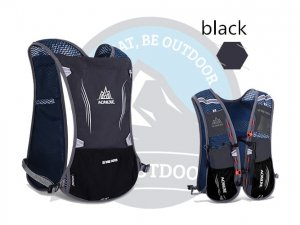 Aonijie 5L Running Bag Black