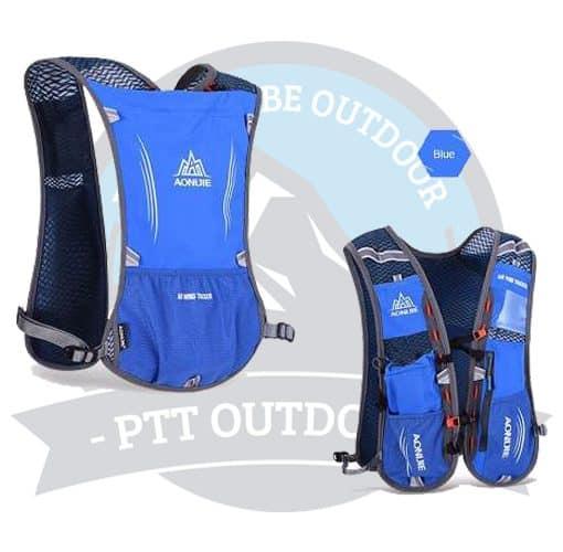 Aonijie 5L Running Bag Dark Blue