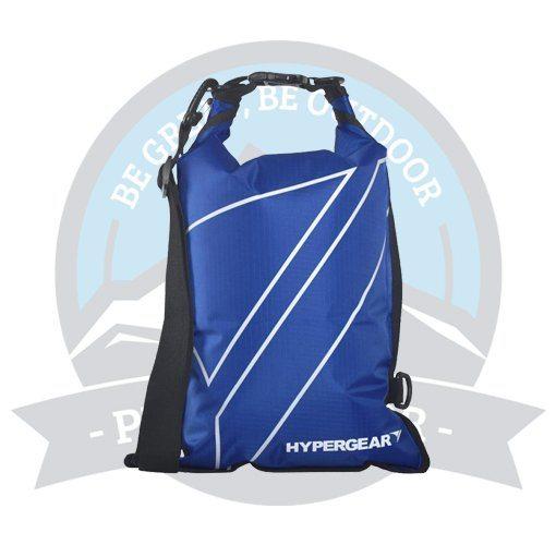 HYPERGEAR 10L FLAT BAG BLUE