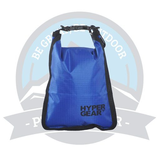 HYPERGEAR 2L FLAT BAG BLUE