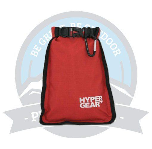 HYPERGEAR 2L FLAT BAG RED
