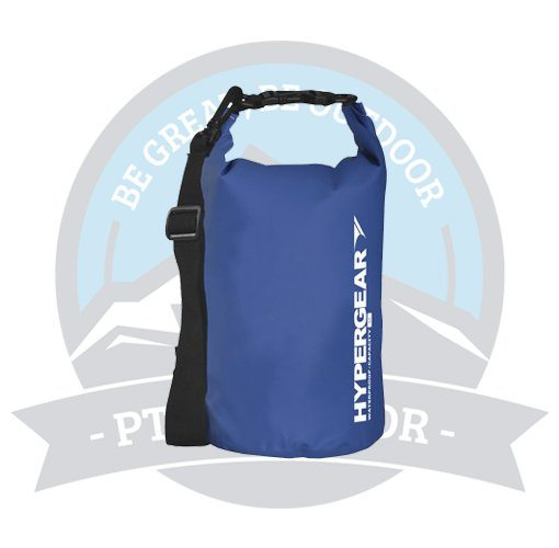 HYPERGEAR ADVENTURE DRY BAG 10L BLUE