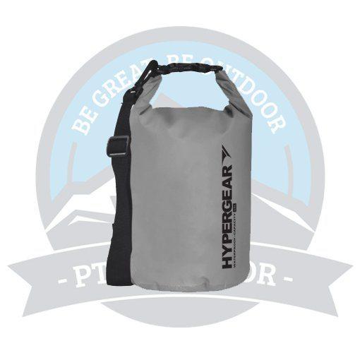 HYPERGEAR ADVENTURE DRY BAG 10L GREY