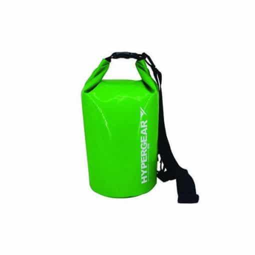 HYPERGEAR ADVENTURE DRY BAG 10L LIME GREEN 1