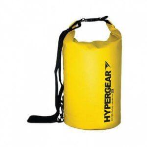 HYPERGEAR ADVENTURE DRY BAG 10L YELLOW