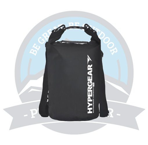 HYPERGEAR ADVENTURE DRY BAG 20L BLACK