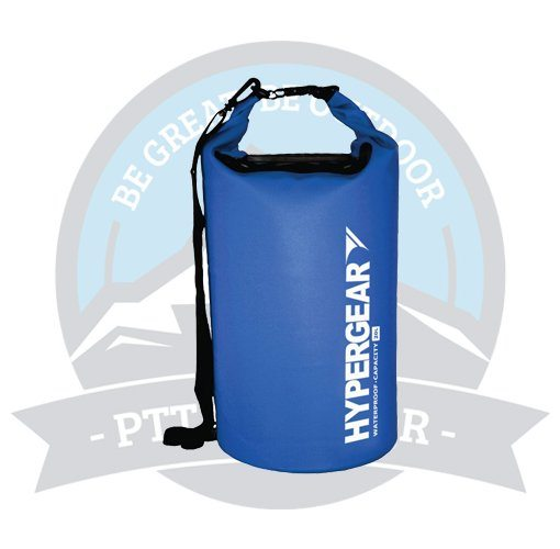 HYPERGEAR ADVENTURE DRY BAG 20L BLUE