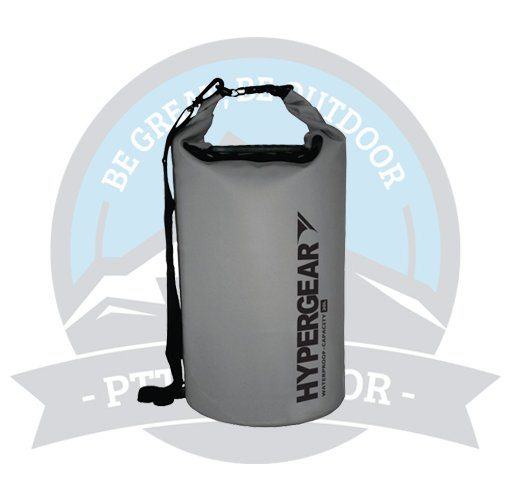 HYPERGEAR ADVENTURE DRY BAG 20L GREY