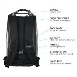 HYPERGEAR Dry Pac Tough 20L Bag3