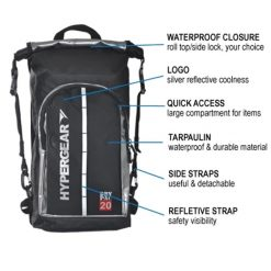 Hypergear Dry Pac Compact 20L Bag3