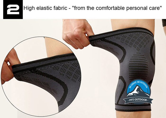 AOLIKES Knee Guard Compression, Knee Guard, Ebene Knee Guard, Knee Guard For Knee Pain, Knee Guard Malaysia, Knee Guard Support
