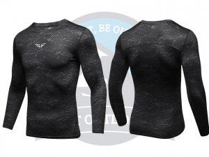 UABRAV Shirt Black