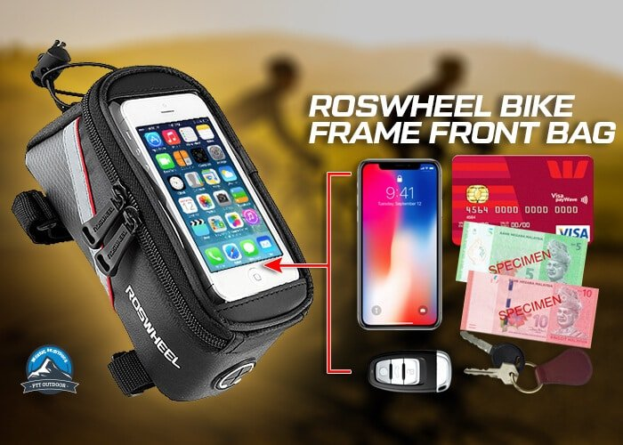 Roswheel Bike Front Bag