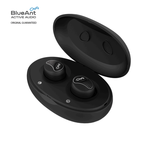 BlueAnt PUMP AIR Wireless Earphone, earphone, earpiece, bluetooth earphone, hiking, outdoor, camping