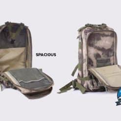 TAHAN Tactical 35L Backpack Spacious Space