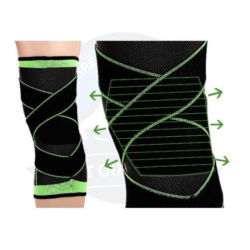 Saibike Weaving Knee Guard (per pair)