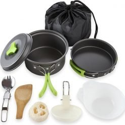 Large Outdoor Cooking Set
