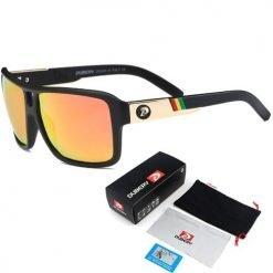 Dubery Polarized Sunglasses Front page web