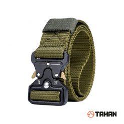 TAHAN Tactical Belt, military belt, outdoor belt, affordable tactical belt, tactical belt, tactical belt Malaysia, outdoor belt, Heavy Duty Quick-Release Buckle, adjustable belt
