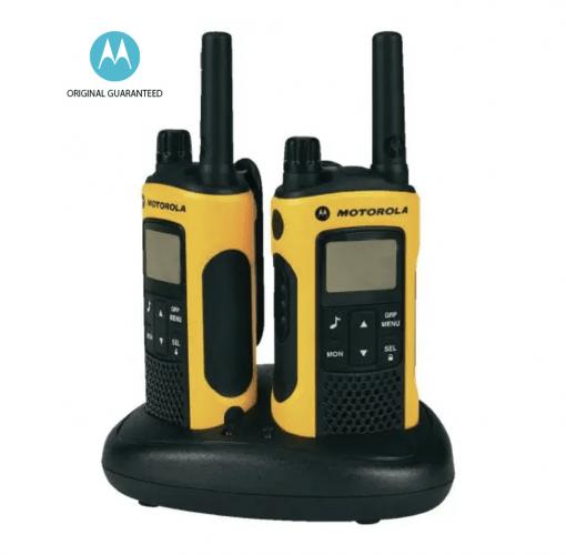 MOTOROLA TLKR T80 Walkie Talkie, free call, walkie talkie, outdoor, camping, hiking