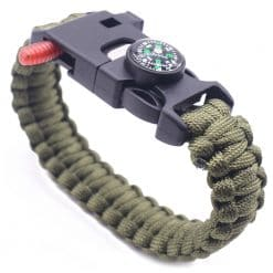 Multifunction Survival Bracelet