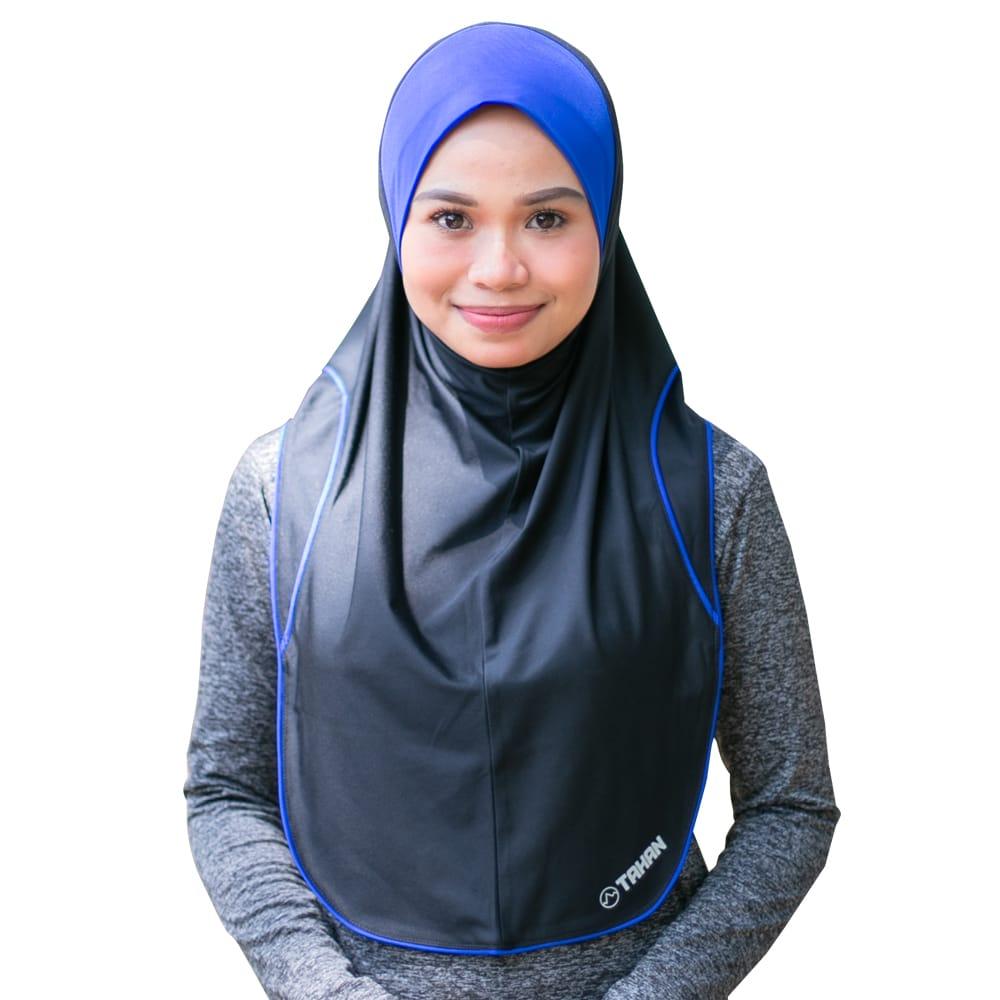 TAHAN Instant Sports Hijab, tudung sukan, tudung terbaik sukan, tudung sukan ipoh, tudung sukan malaysia, tahan tudung sukan, tahan hijab, tudung outdoor, tudung running, tudung tahan lasak, tudung sukan murah, sukan hijab style, tudung muslimah sukan, muslimah wear